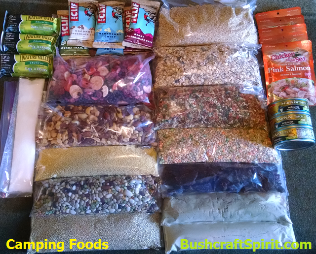 Easy Nutritious Compact Foods Perfect For The Campsite Or Outdoor Adventure Camping